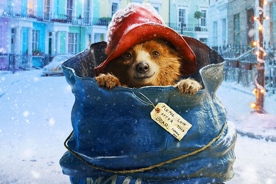 Animating Paddington