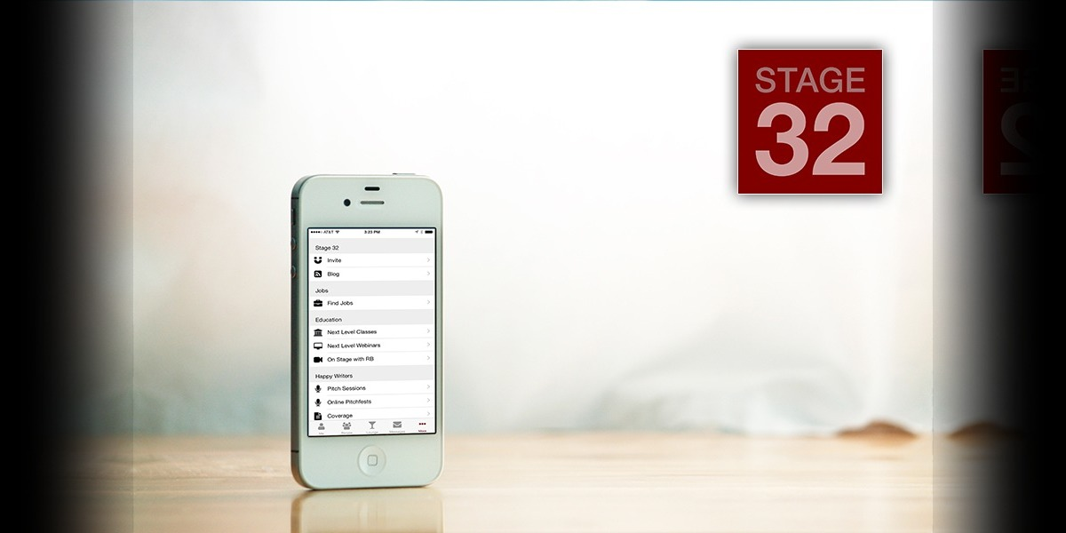 Introducing the new Stage 32 App - 8 New Features!