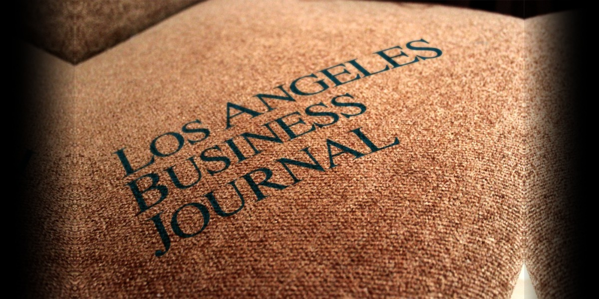 Stage 32 in the Los Angeles Business Journal