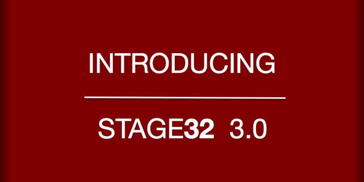 Introducing Stage 32 3.0!