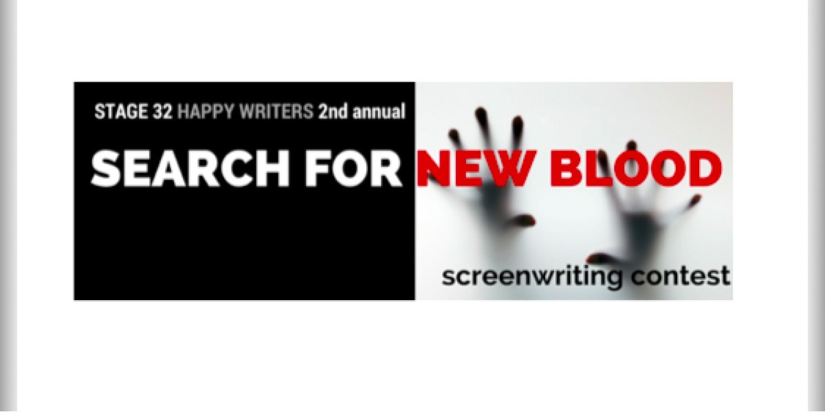 2nd Annual Search For New Blood Screenwriting Contest