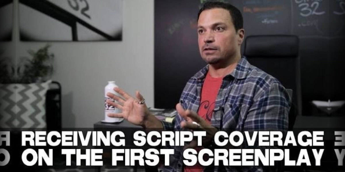 Advice on Receiving Script Coverage