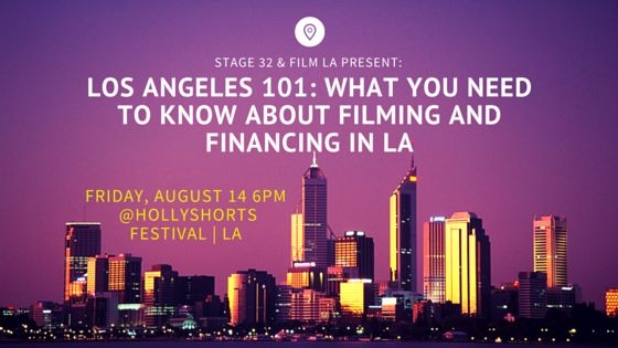 Join Us This Friday - HollyShorts Film Festival