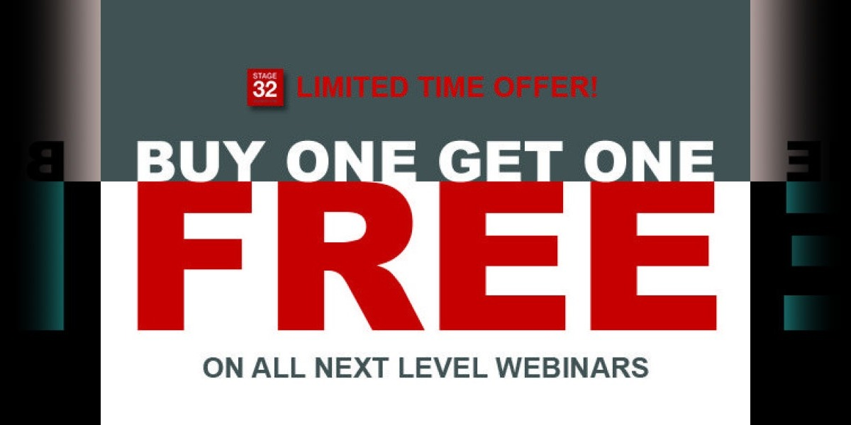 Buy One Get One Free - Next Level Webinars