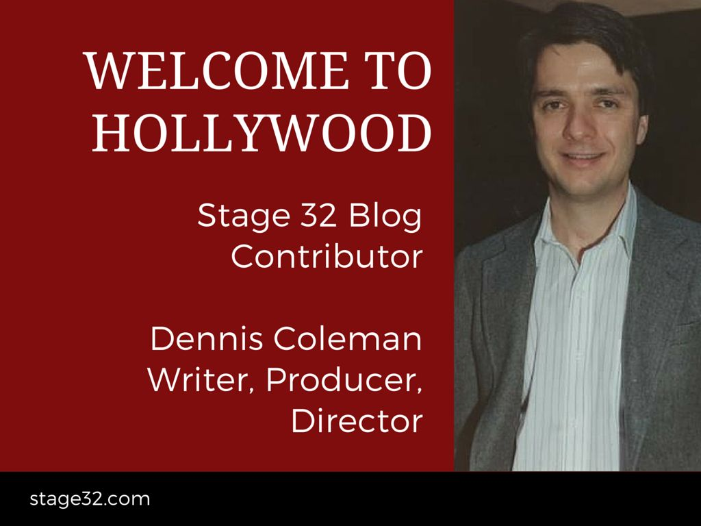 Welcome to Hollywood by Dennis Coleman