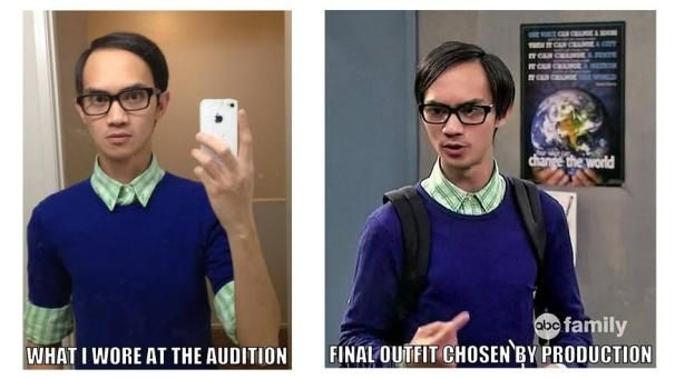 Bouncing Back From A Terrible Audition
