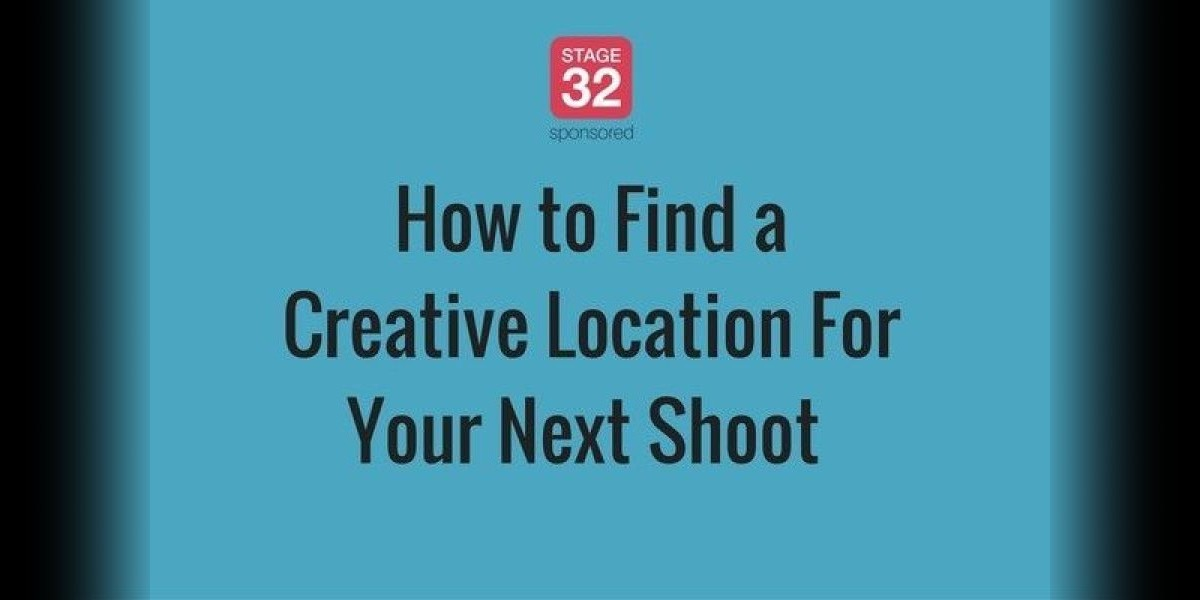 How to Find a Creative Location For Your Next Shoot