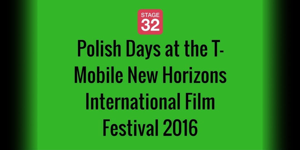 Polish Days at the T-Mobile New Horizons International Film Festival 2016