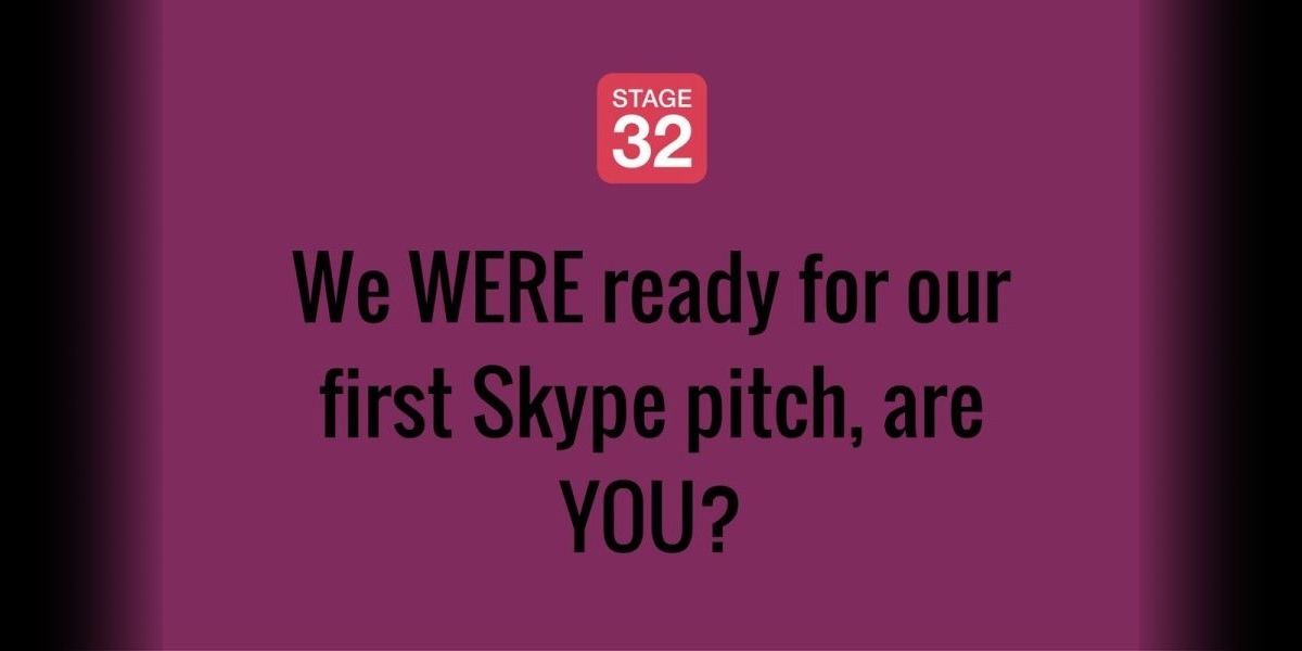 We WERE ready for our first Skype pitch, are YOU?
