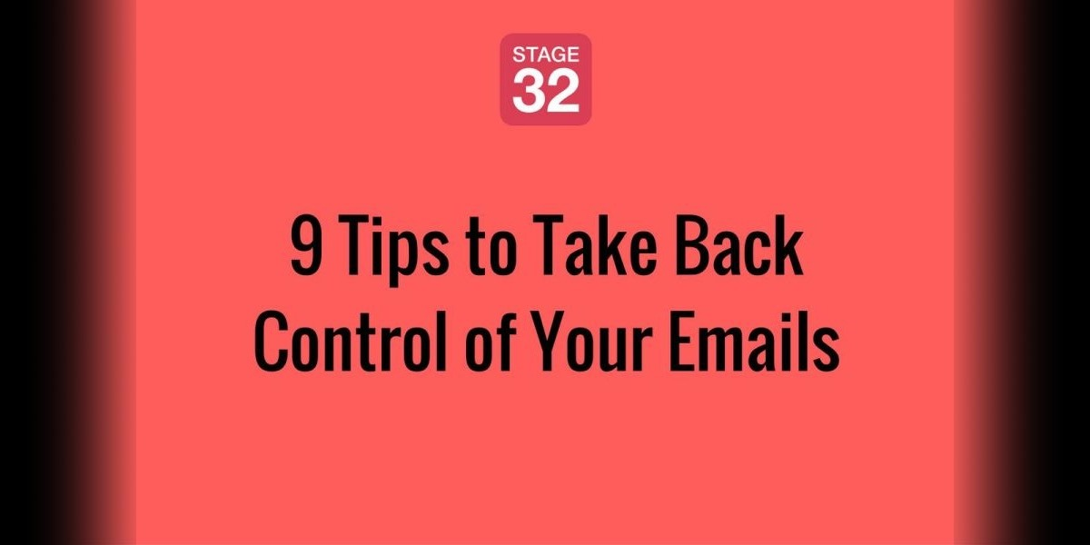 9 Tips to Take Back Control of Your Emails