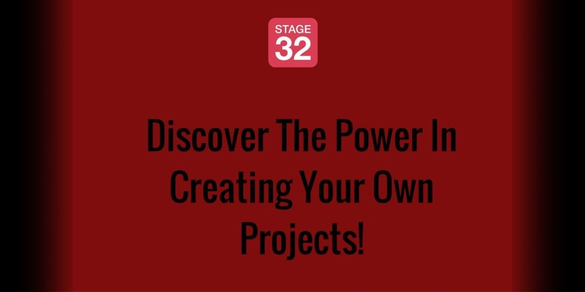 Discover The  Power  In Creating Your Own Projects!