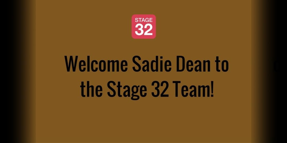 Welcome Sadie Dean to the Stage 32 Team!