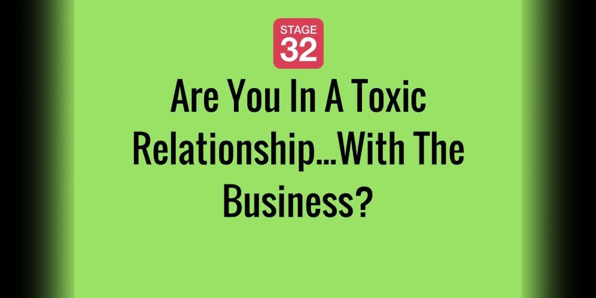 Are You In A Toxic Relationship...With The Business?