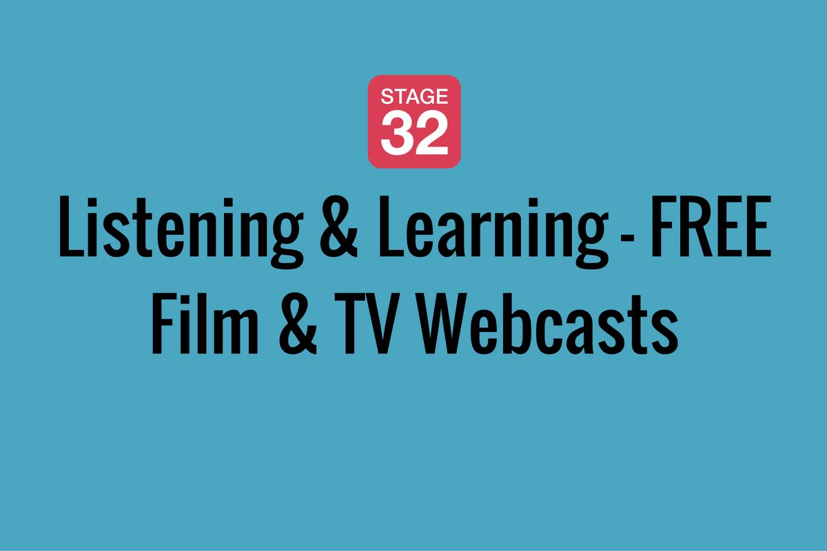 Listening & Learning - FREE Film & TV Webcasts