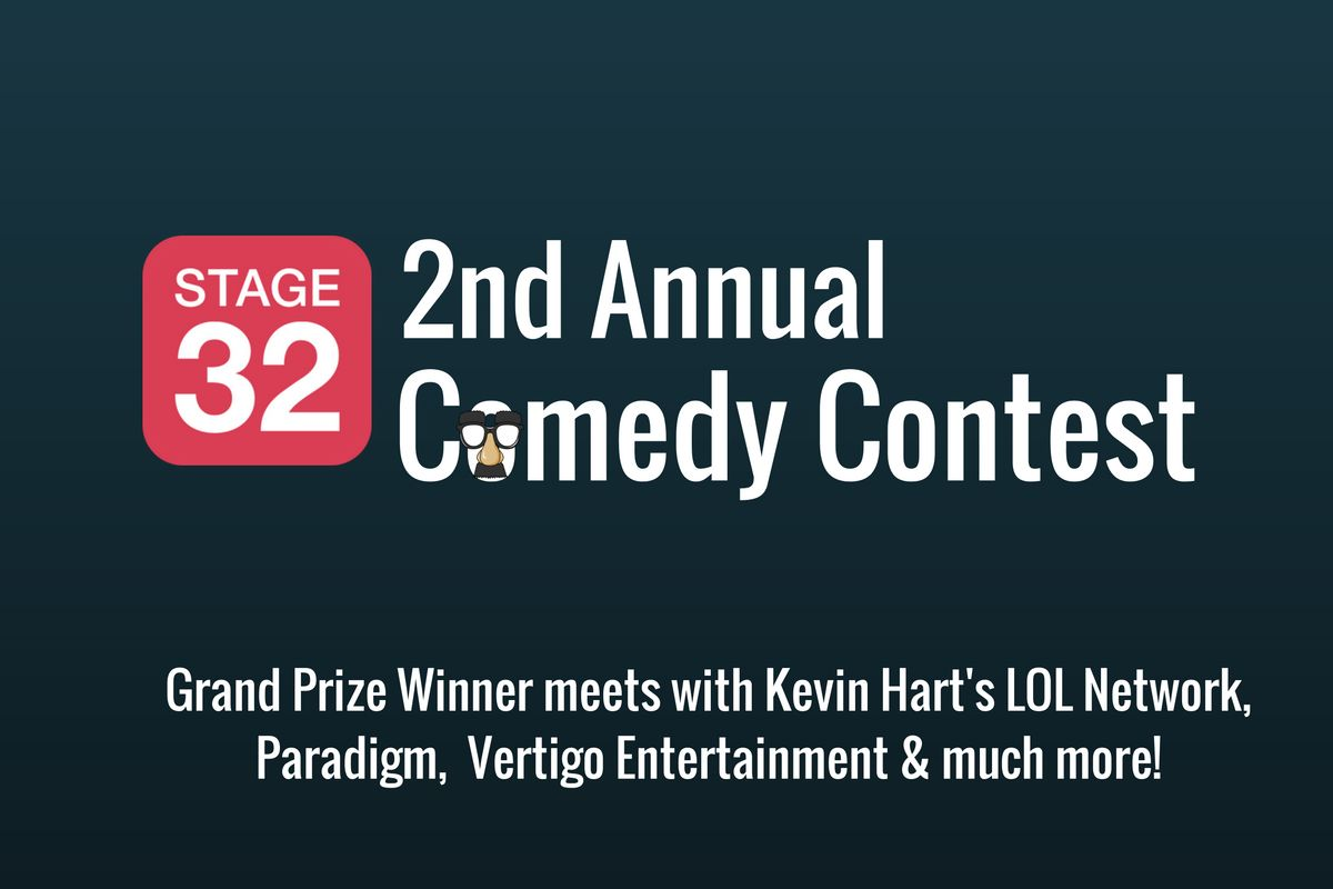 Comedy Writers! Win a chance to meet with Kevin Hart's company LOL Network