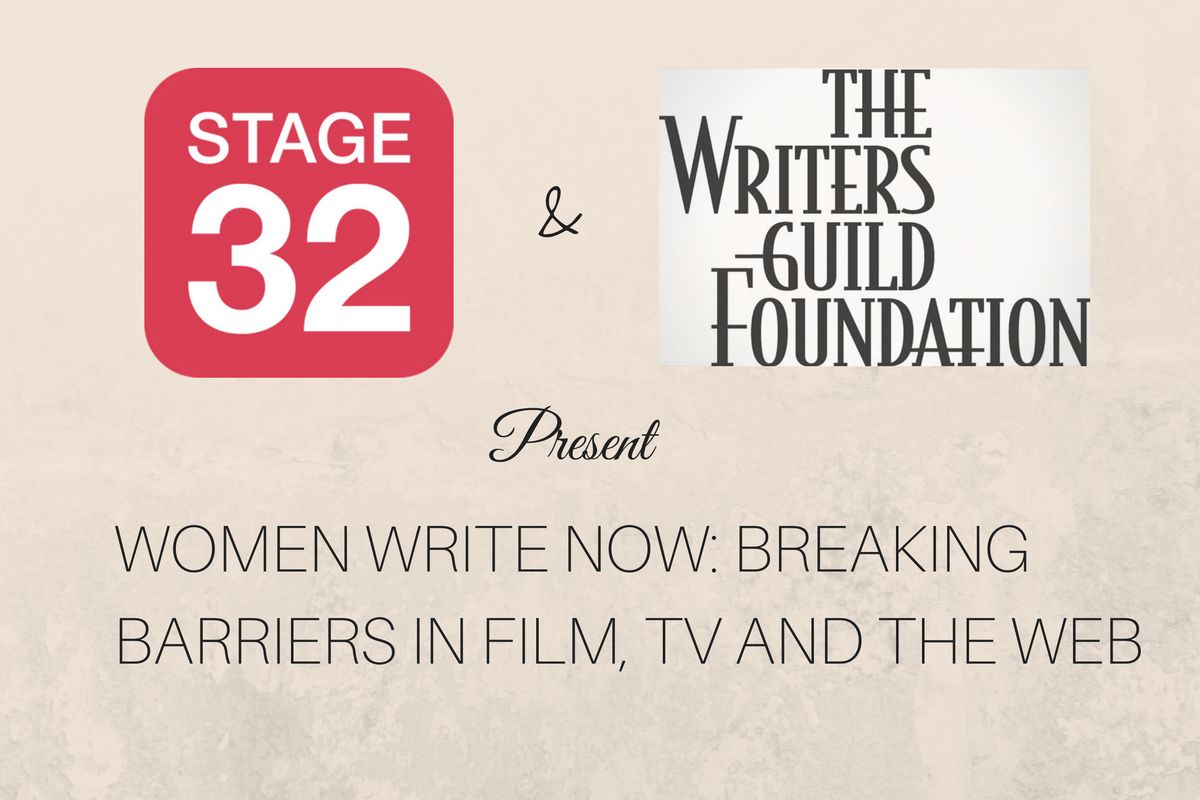 Women Write Now: Breaking Barriers in Film, TV & The Web