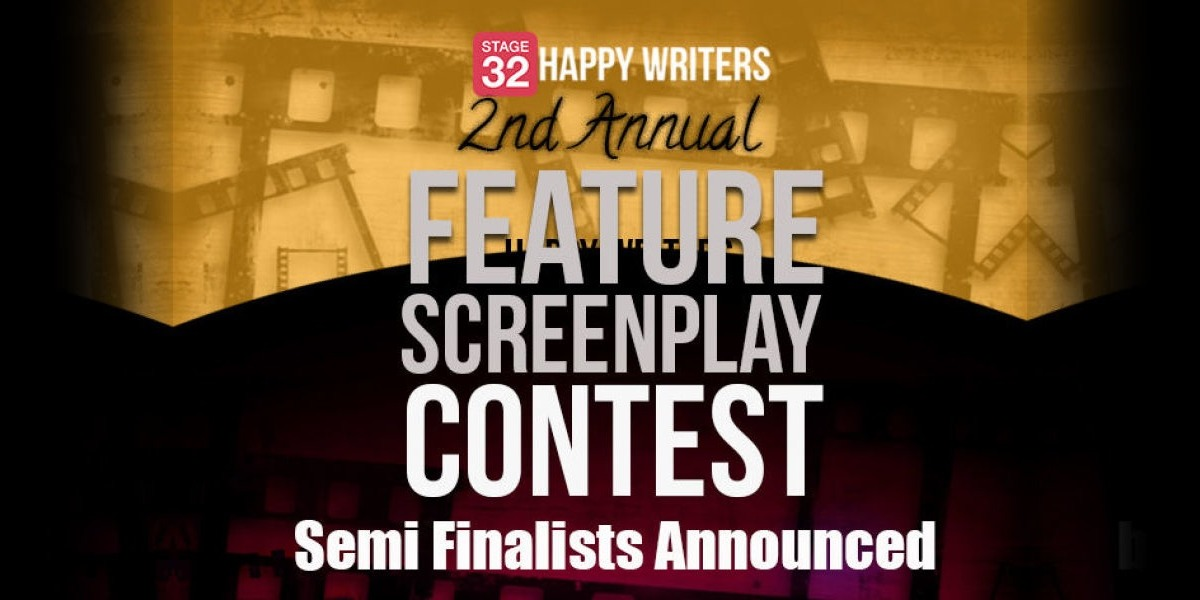 2nd Annual Feature Screenplay Contest Semi-Finalists Announced. Stage 32 Happy Writers