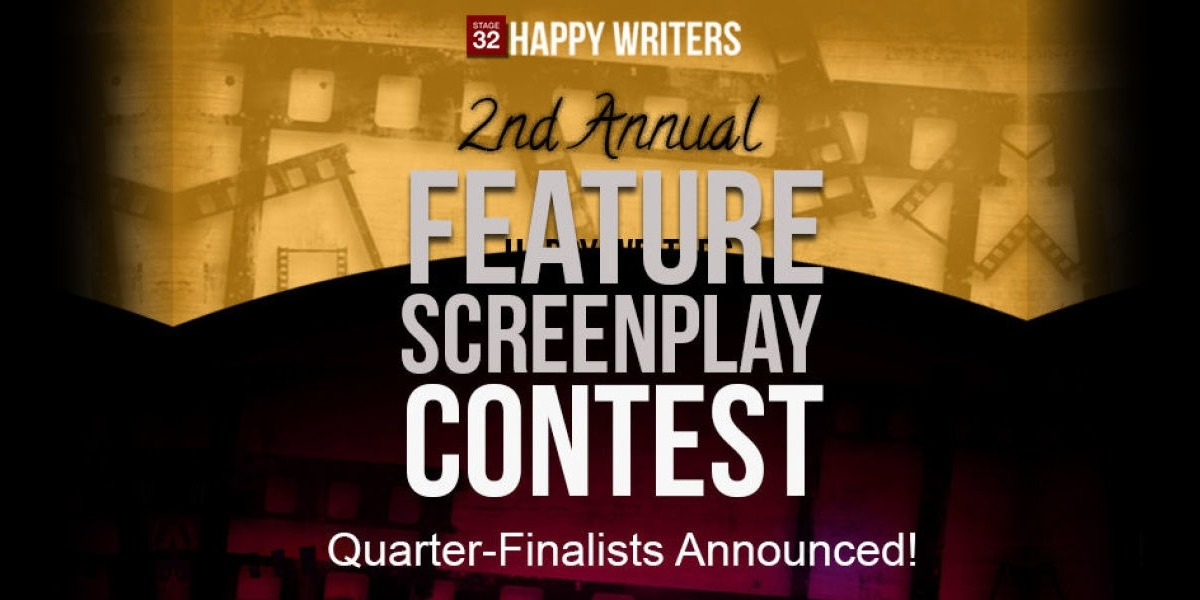Stage 32 Happy Writers 2nd Annual Feature Screenplay Contest Quarter-Finalists Announced