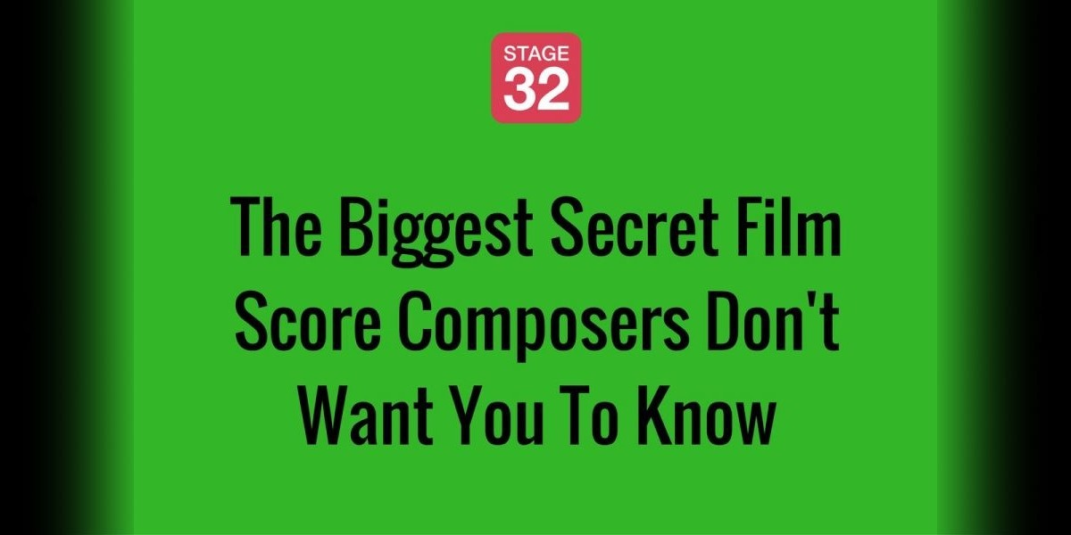 The Biggest Secret Film Score Composers Don't Want You To Know