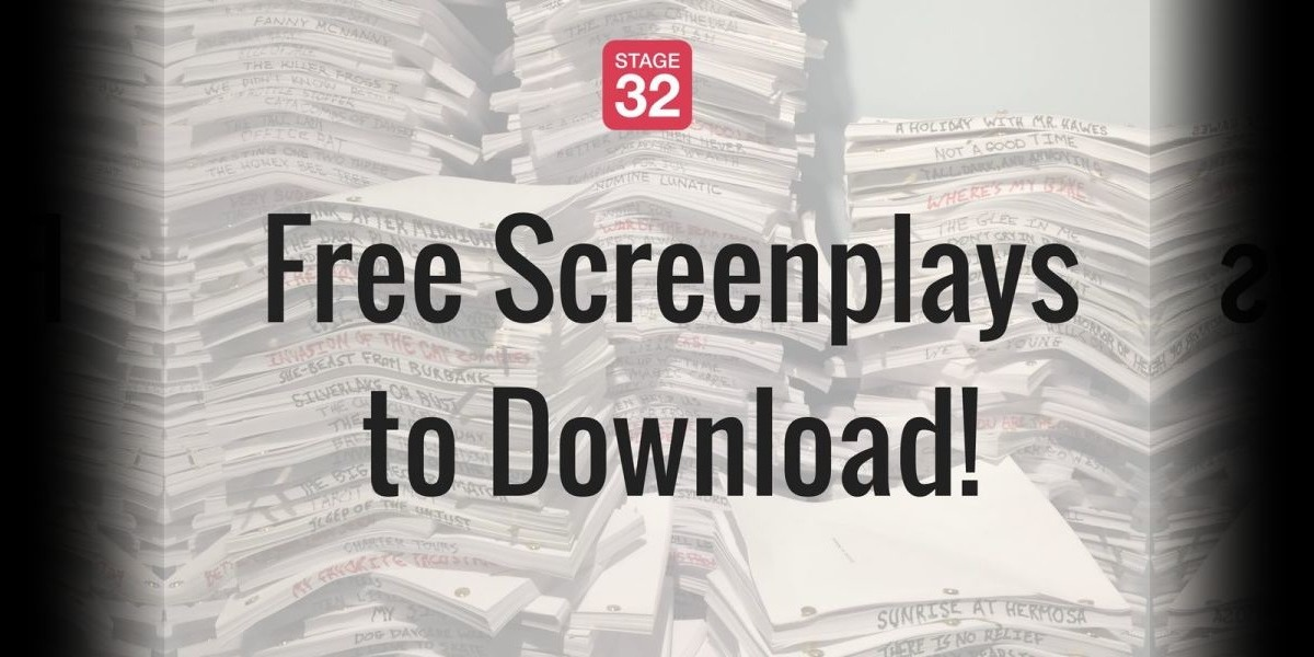More Free Screenplays to Download!
