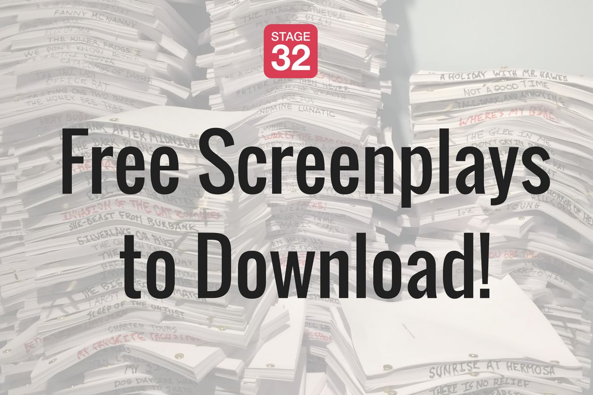 more free screenplays to download stage 32