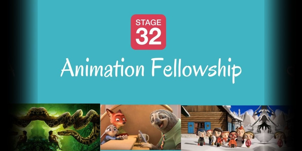Stage 32 Animation Fellowship