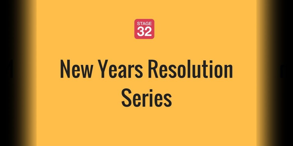 2017 New Years Resolution Series