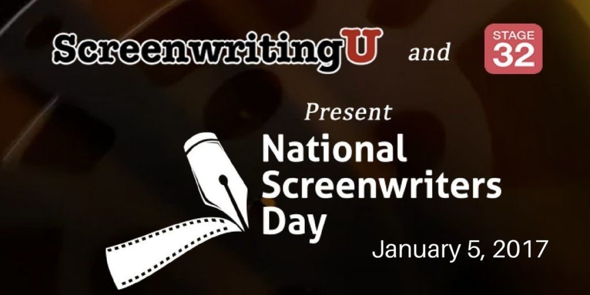 January 5 Is National Screenwriters Day!