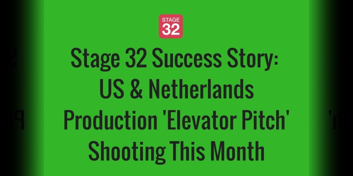 Stage 32 Success Story: US & Netherlands Production Shooting This Month