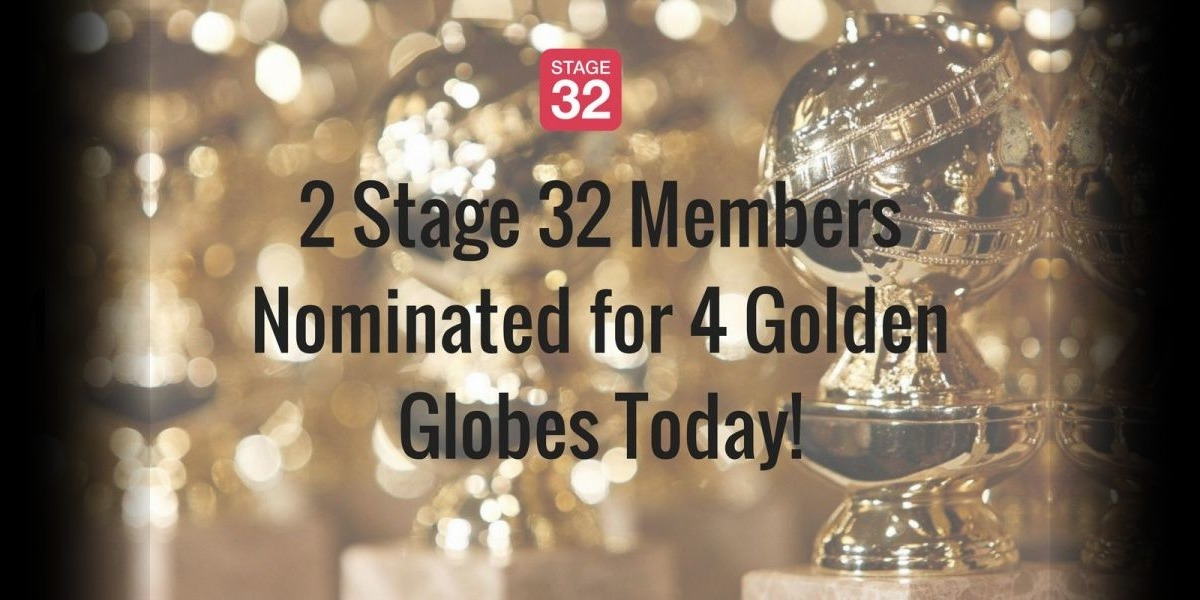 2 Stage 32 Members Nominated for 4 Golden Globes Today