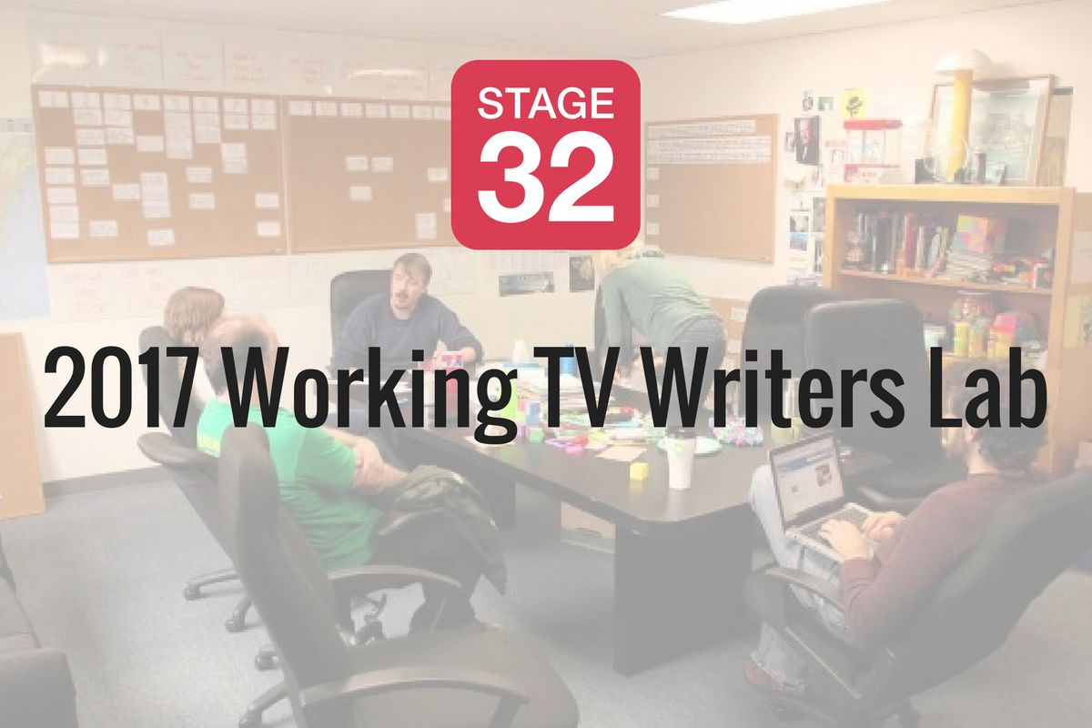 The 2017 Working TV Writers Lab