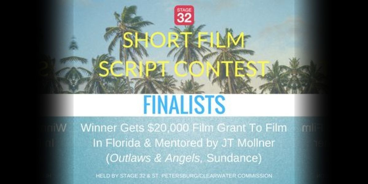 The Stage 32 Short Film Script Contest Finalists Announced!