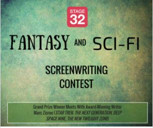 Stage 32 Fantasy & Sci-Fi Screenwriting Contest