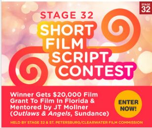 Stage 32 Short Film Script Contest