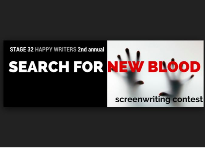 Stage 32 Happy Writers 2nd Annual Search for New Blood Screenwriting Contest