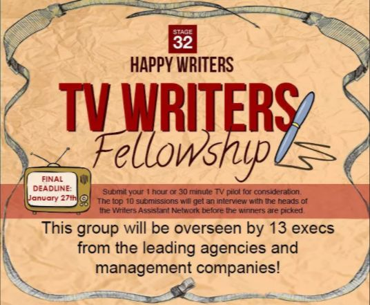 Stage 32 TV Writers Fellowship