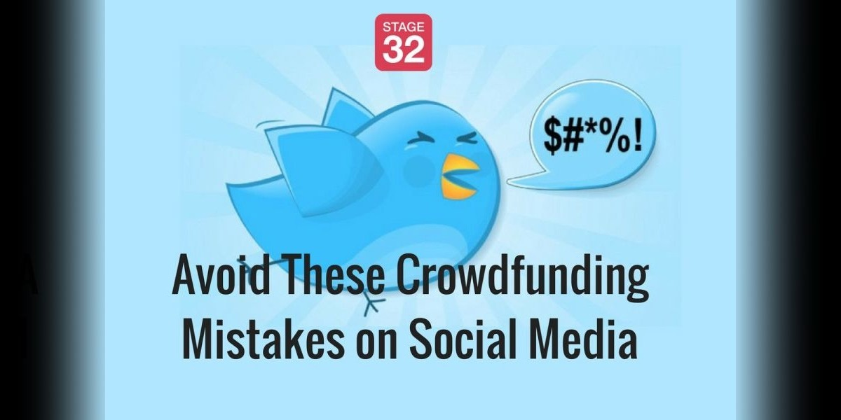 Avoid These Crowdfunding Mistakes on Social Media!