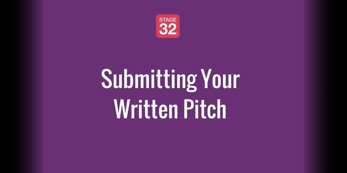 Submitting Your Written Pitch