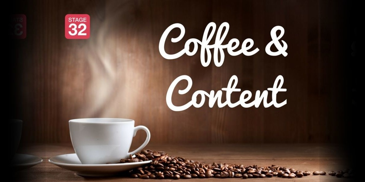 Coffee & Content - Inspiration, Motivation, Determination