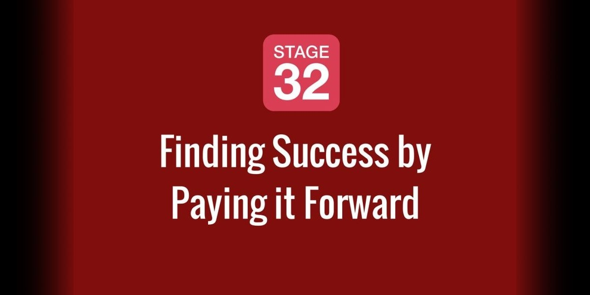 Finding Success by Paying it Forward
