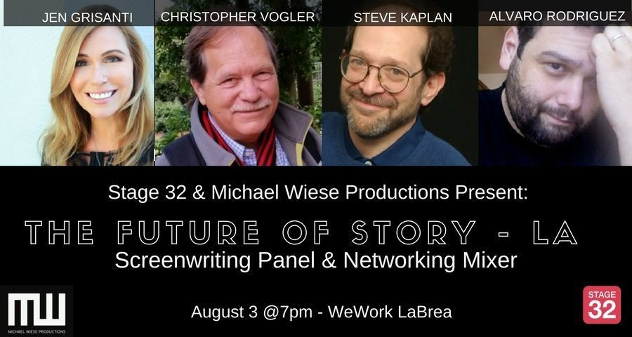 Stage 32 & Michael Wiese Productions Present: The Future of Story - Los Angeles