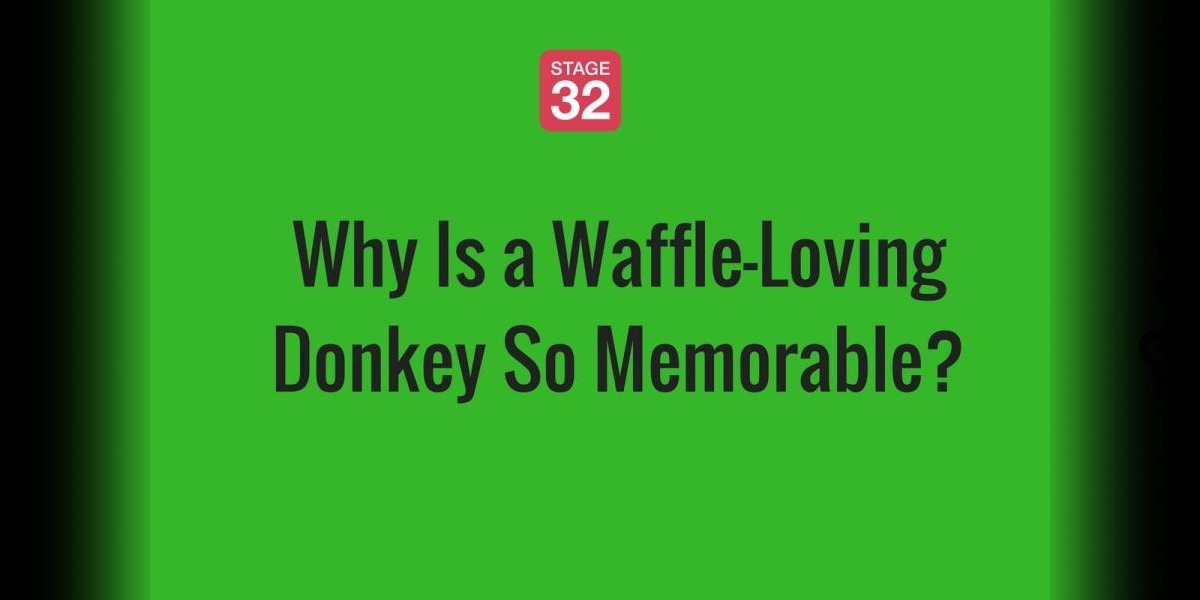 Why Is a Waffle-Loving Donkey So Memorable?
