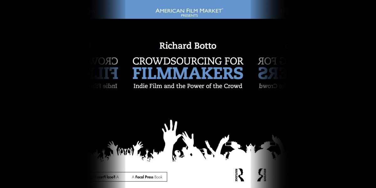 Indiefilm & the Power of the Crowd - Here's the Cover!