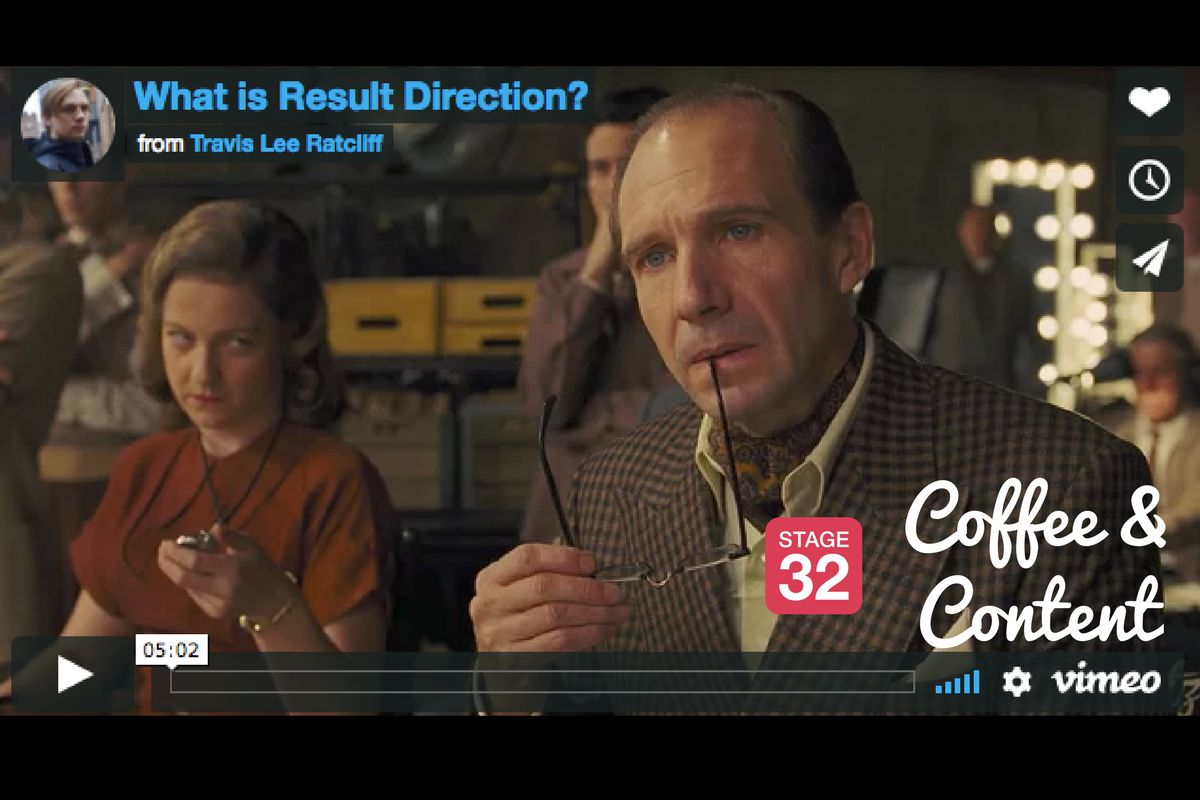 Coffee & Content - The Actor/Director Relationship & The Art of Suspense (Blue Ruin)