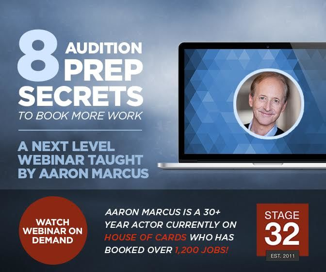 8 AUDITION SECRETS