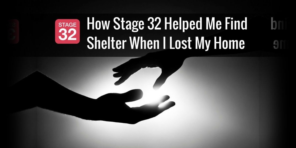 How Stage 32 Helped Me Find Shelter When I Lost My Home