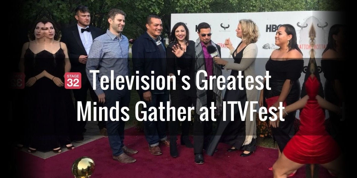 Television's Greatest Minds Gather at ITVFest