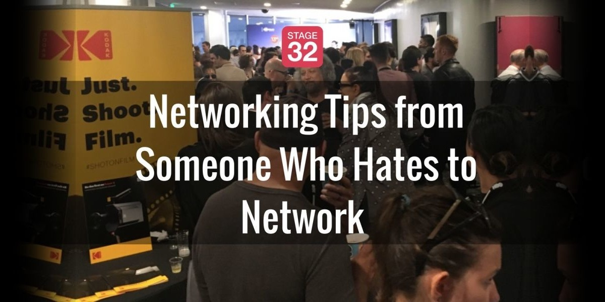 Networking Tips from Someone Who Hates to Network