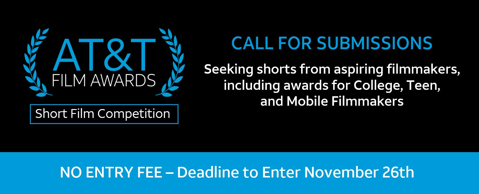 Emerging Filmmakers: Enter your Short Film for a Chance at Up To $50K in Prizes
