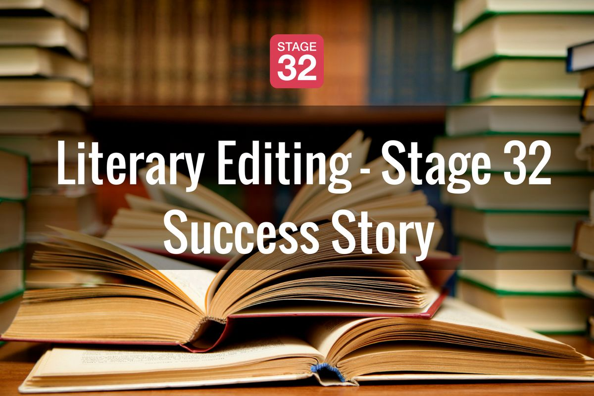 Literary Editing - Stage 32 Success Story